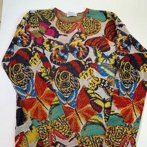 RARE Missoni Men's Butterfly Sweater Size XL